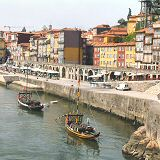 The north has its own capital city - Porto - centre of port wine