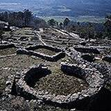 Citania de Briteiros Celt hillfort - one of the best archaeological sites in Portugal