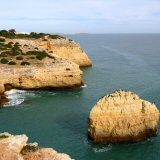 Algar Seco Rock Formations near Portimao