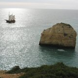 Pirate Boat Trips from Portimao Marina around Algar Seco