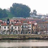 Wijne lodges of Vila Nova de Gaia where you can find out about port wine