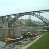 Ponte de Dom Luis I - great for high level walks and views over Porto & Gaia