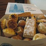 Try some of the Portuguese pastries - good for keeping you going up the hills!