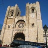 Touring Lisbon in March Sunshine! Lisbon Cathedral