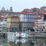 Porto is home to port wine tours & River Douro wine tours