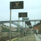 Over in Vila Nova de Gaia you can take tours around the Port Wine Lodges