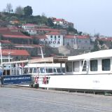 Take a modern cruiser up the River Douro & visit Portugal's most important wine producing region