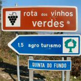 There are several wine routes through Portugal's countryside
