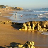 Albufeira Beaches, Gale Beach Algarve